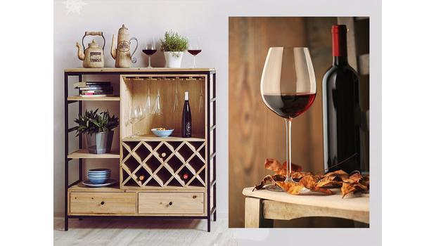 Jak uskladnit víno?