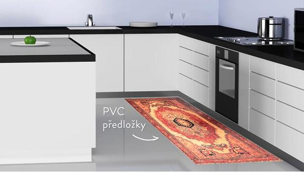 Inovativní PVC předložky