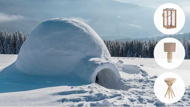 Inspirace z igloo