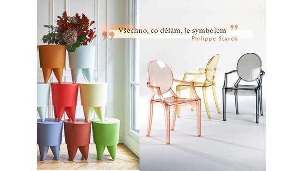 Stoličky Phillipa Starcka
