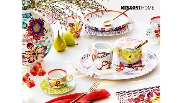 Missoni: nádobí