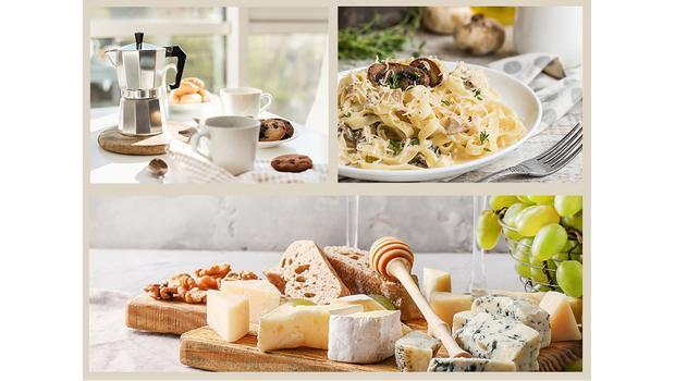 Den s italskou kuchyní