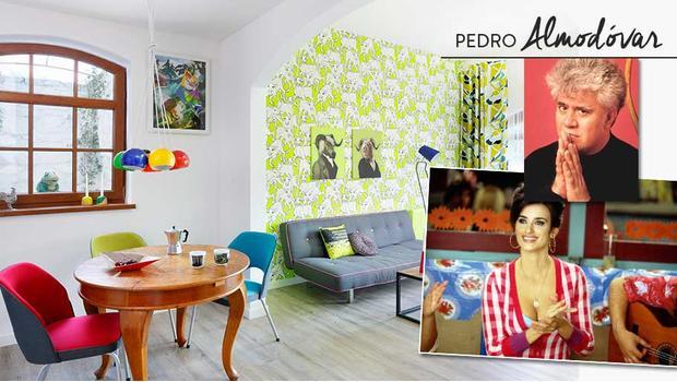 Inspired by Pedro Almodóvar