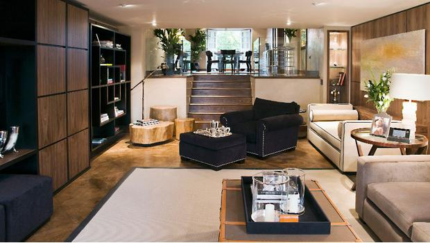 Apartmá v Carnegie Hill