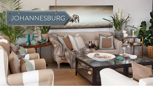 Apartmá v Johannesburgu