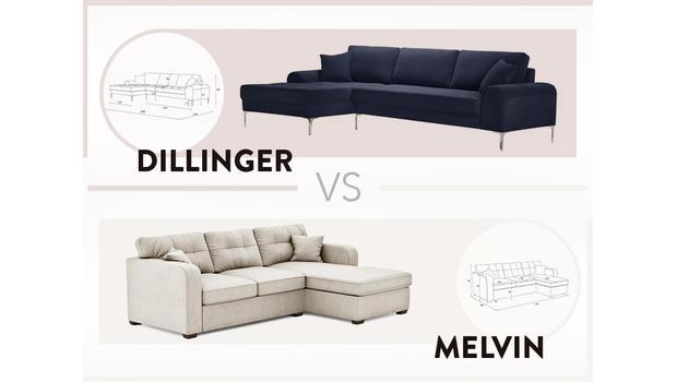 Dillinger vs. Melvin