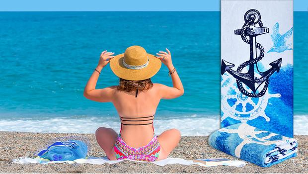 Plážové ručníky