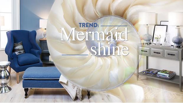Trend: Mermaid shine