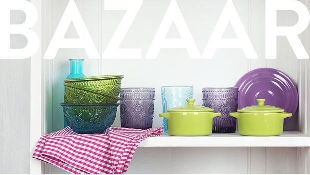 BAZAAR: nádobí