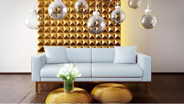 Ivory & Gold