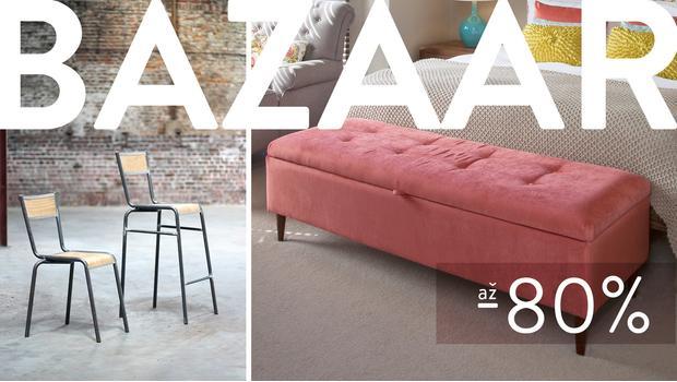 BAZAAR: sedací nábytek