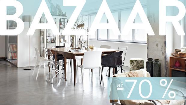 BAZAAR: moderní loft