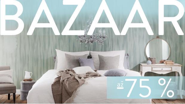 BAZAAR: stylová ložnice