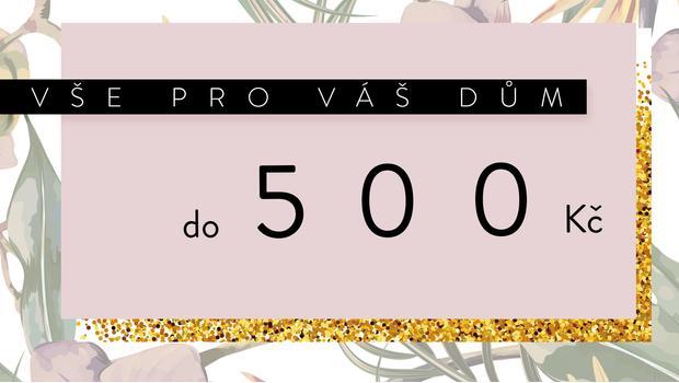 Do 500 Kč