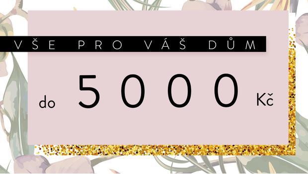 Do 5000 Kč