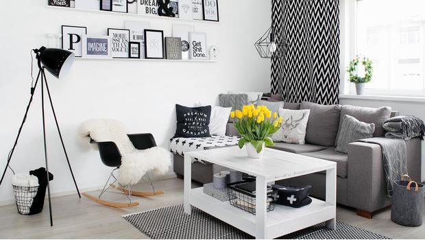 Duo black & white