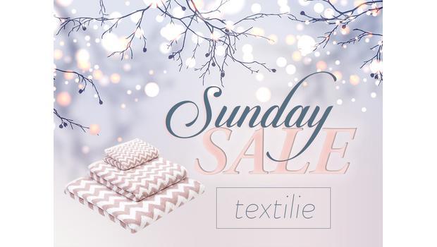Textilie až -85 %