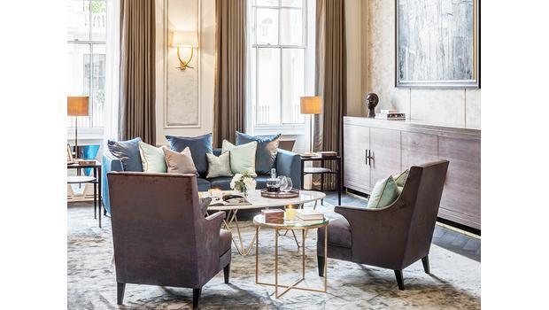 Obývací pokoj: rychlá proměna