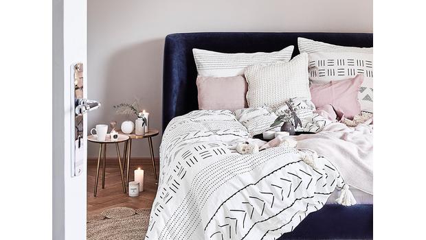 Elegantní ložnice