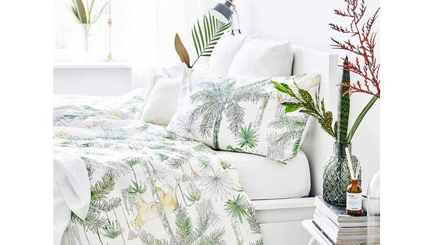 Trendy Pastel Bedroom