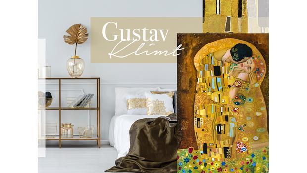 Inspiruje nás Klimt