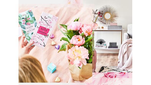 Obývací pokoj plný ženskosti