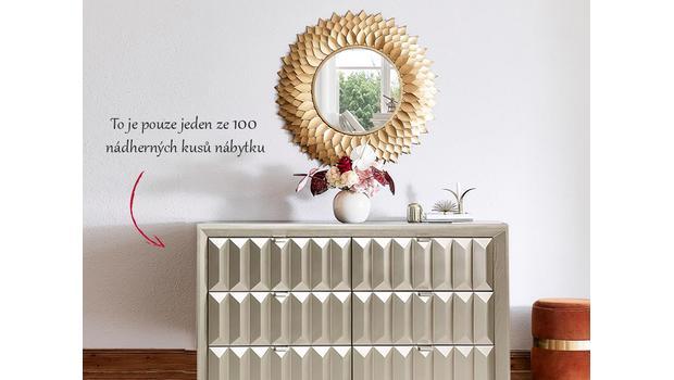 100 módních kusů nábytku
