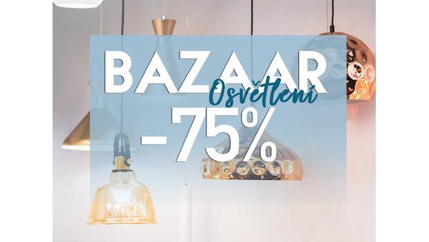 Bazaar: osvětlení