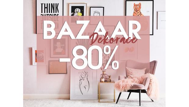 Bazaar: dekorace