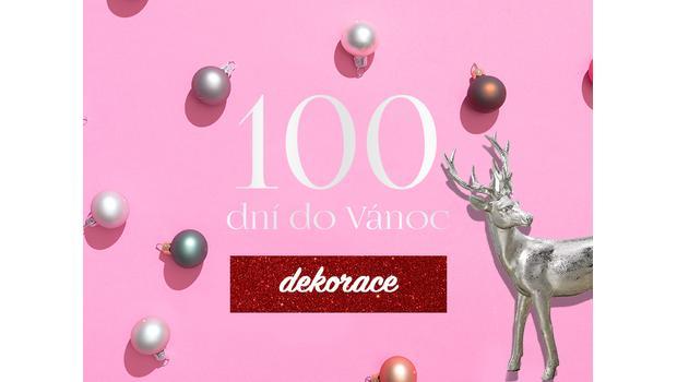 100 dní do Vánoc: dekorace