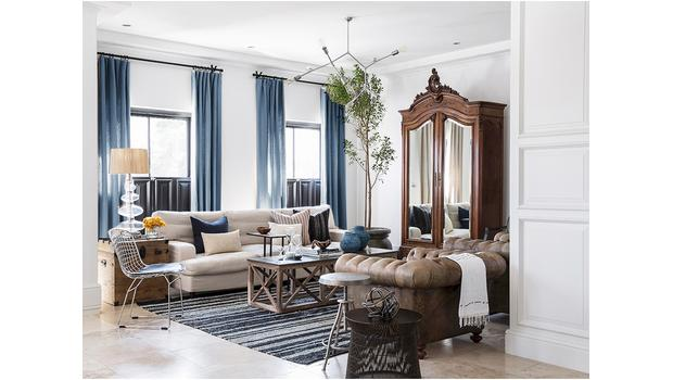 Colonial & Classic Blue
