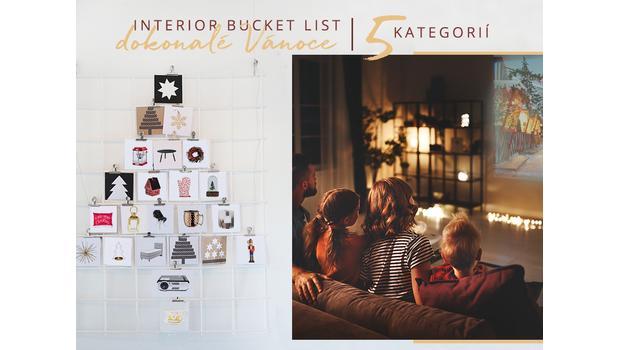 Interior Bucket List: Vánoce