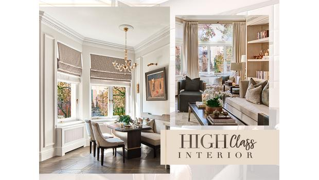 High class interior