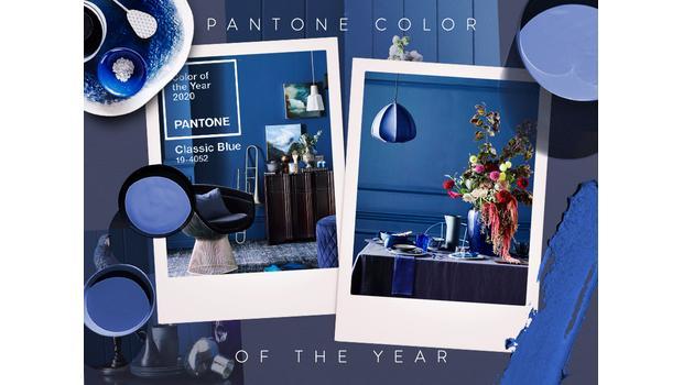 Barva roku 2020: Classic Blue