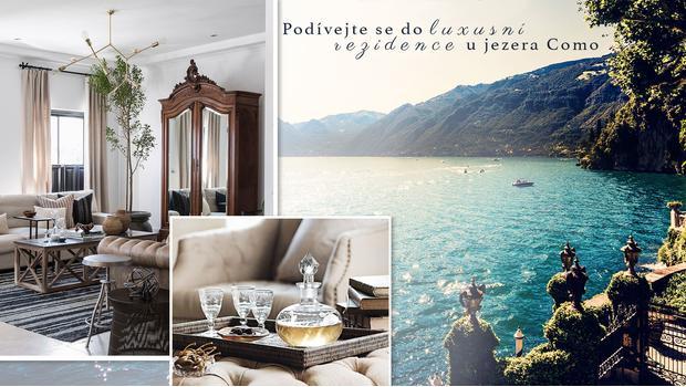 Rezidence u jezera Como