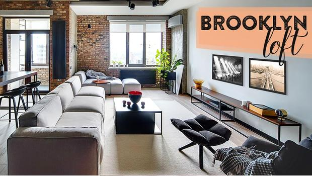 Elegantní brooklynský loft