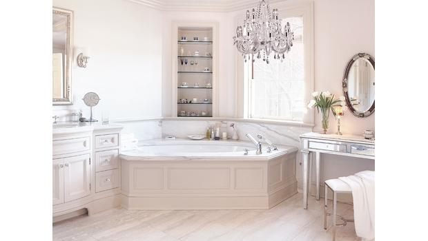 Crystal Bathroom