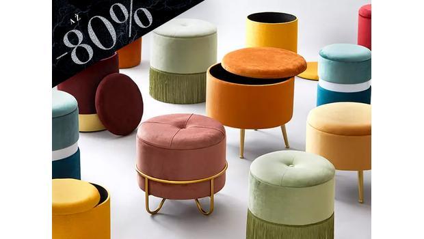 Taburety, stoličky, lavice