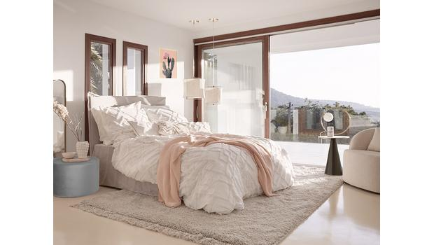 Desert Rose Bedroom