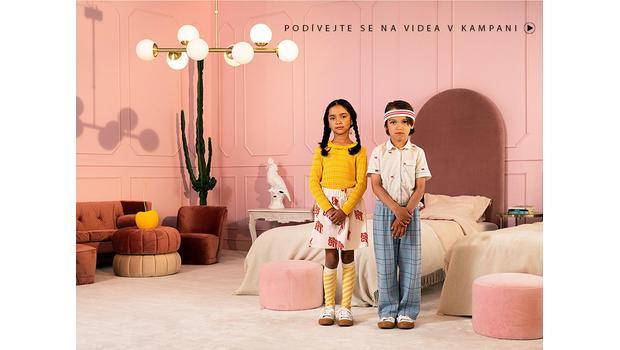 Designový dětský pokoj
