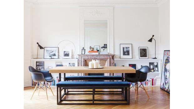 Trend: Banquette seating