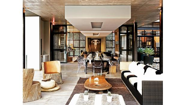 Dům v Cape Town