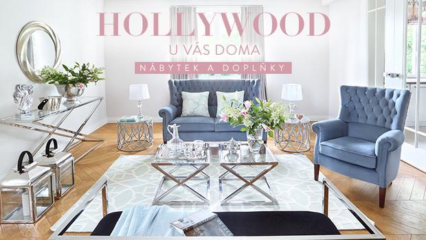 Hollywood u vás doma