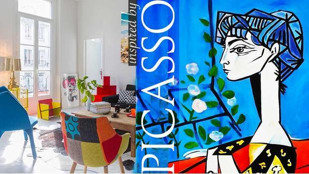 Excentrický Picasso