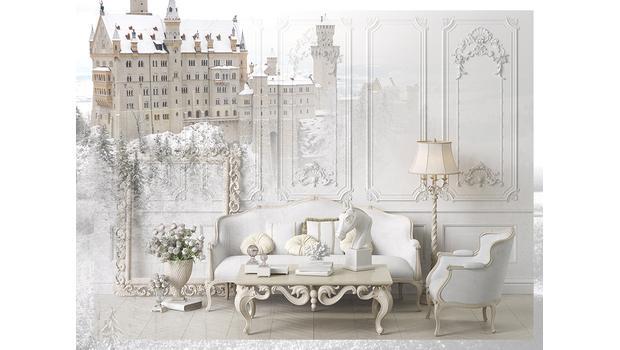 Interiér ze zimního paláce