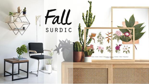 Podzimní trend: Surdic
