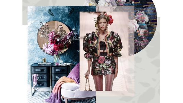 Fashion Trend: Boudoir Bazaar
