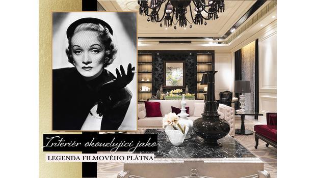 Okouzleni Marlene Dietrich