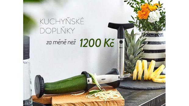 Kuchyně za méně než 1200 Kč