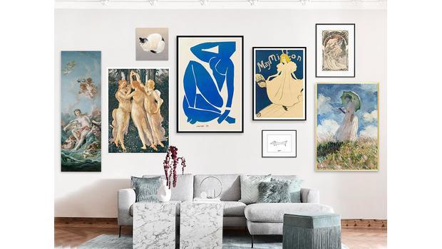 Galerie velkých mistrů